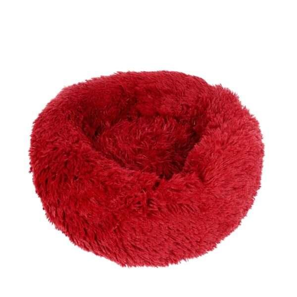 faux fur pet bed10
