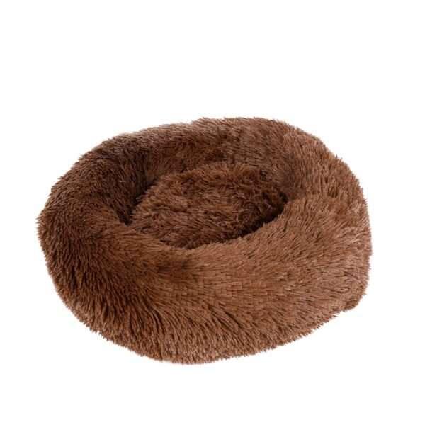faux fur pet bed11