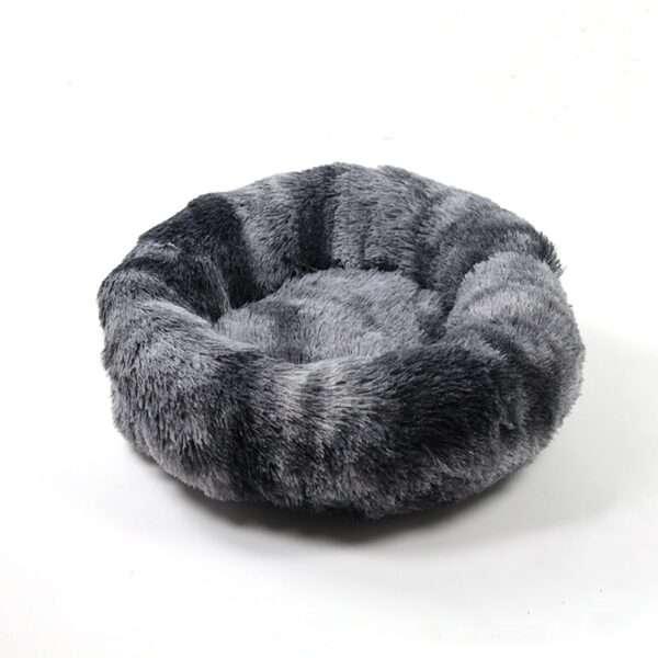 faux fur pet bed13