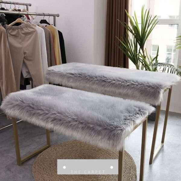 faux fur rug74