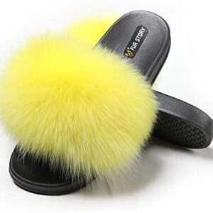 fur slipper6