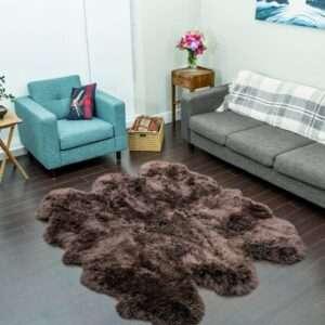 sexto brown rug 1